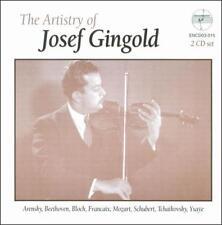 Artistry of Josef Gingold 2011 by Bloch