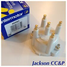 Intermotor 46951 Distributor Cap  RENAULT MEGANE, 19, CLIO 7701204070, DDB806