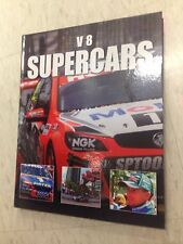 V8 SUPERCARS OFFICIAL MOTOR RACING BOOK COLLECTORS FORD HOLDEN PETER BROCK BEST
