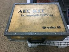 System 3R Edm Tooling Boxes Crates (empty)
