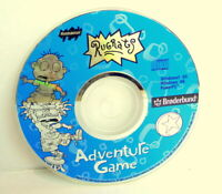Rugrats Adventure Game PC CD ROM Nickleodeon Win 95/98/PowerPC Broderbund 1998