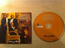 THE THREE TENORS CHRISTMAS MUSIC CD Pavarotti Classical Xmas Songs Dinner Album