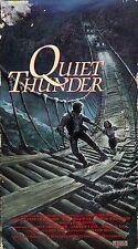 QUIET THUNDER~VHS Movie Tape~NIB*US Seller*
