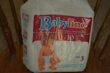 Vintage Baby Lino Disposable Diapers