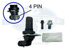 Vehicle Speed Sensor Fits 03 03 Peterbilt 270 200  K3455 K4151 4 Prong