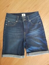 Just Jeans Womens Shorts Denim Jean Shorts Size 10 Brand New Mid Rinse