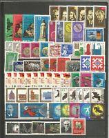 DDR   1965 gestempelt   kompletter Jahrgang   A