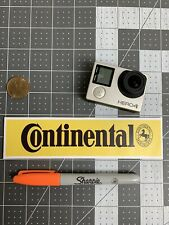 CONTINENTAL Racing TIRE 7 inch STICKER DECAL HOT ROD TOOL BOX NASCAR Helmet CAR