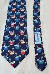 Looney Tunes Novelty Character Neck Tie Bugs Bunny