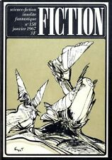 Fiction 158.Gordon R.Dickson, Robert Sheckley, Mack Reynolds... SF54