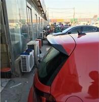 Golf 6 GTI Rear Roof Spoiler Wing for Volkswagen Golf 6 MK6 VI GTI & R Unpainted