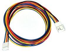 Delock 4-pin Molex Verlängerung Lüfter Lüfterkabel ca. 50 cm 4-polig PWM
