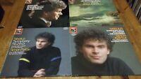 4 x Simon Rattle Vinyl Classical LP Sibelius / Nielsen Birmingham Symphony Orch