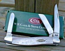 CASE XX USA 2007 CRACKED ICE CORELON STOCKMAN KNIFE 3318 SS NICE (5642)