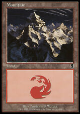 MTG MOUNTAIN FOIL! - MONTAGNA - OD - MAGIC