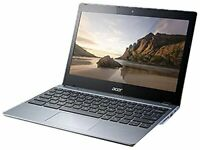 Acer Chromebook C720-2844 11.6in. (16GB, Intel Celeron, 1.4GHz, 4GB) Notebook