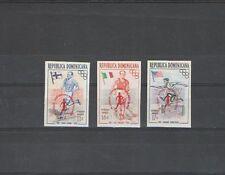 Q1869 - DOMINICANA - 1959 - SERIE COMPLETA ** SPORT - VEDI FOTO