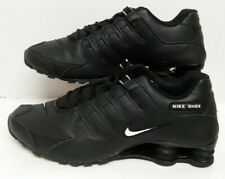 low priced 72fc6 8992d Nike Shox NZ EU Black White 501524 091 Men s size