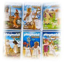 Playmobil Ancient Greek Gods 9149 9150 9523  9524  9525  9526 Exclusive NO Boxes