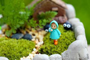 1 pc Ghibli My Neighbor Totoro Mei Walking Figurine for Miniature Garden