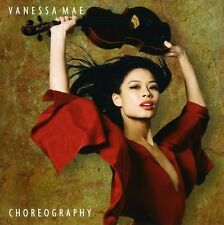 Vanessa-Mae, Vanessa Mae - Choreography [New CD] Germany - Import