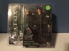 The Matrix Revolutions NEO Keanu Reeves Figure McFarlane Toys MIP