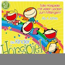 CD Die Kinder Hörspiel Box   4CDs für Kinder ab 4 Jahren