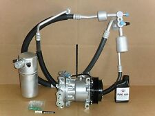 NEW AC COMPRESSOR KIT FOR 1996-1999 CHEVROLET SUBURBAN 7.4 WITH REAR AC