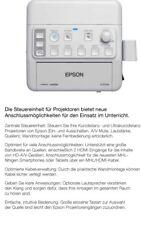 EPSON ELPBC02 Anschlussbox HDMI MHL