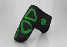 Lucky Clover Putter Cover Blade Headcover For Scotty Cameron Taylormade Odyssey