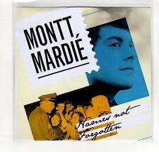 (GP226) Montt Mardie, Names Not Forgotten - 2009 DJ CD