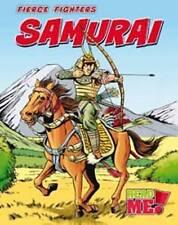 Samurai (Fierce Fighters), Guillain, Charlotte, New Book