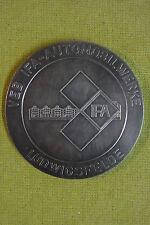 DDR Ehrenmedaille - VEB IFA-Automobilwerk - Ludwigsfelde - 1972 - silberfarben