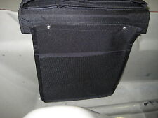 Saddlebag Organizer Mesh Pouch Harley 1993/Later Hard Saddlebags Bag Pocket