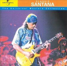 SANTANA - CLASSIC SANTANA: THE UNIVERSAL MASTERS COLLECTION (NEW CD)