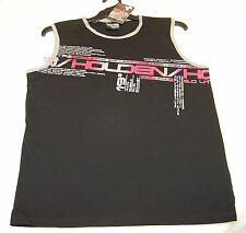 Holden Commodore SS Mens Black Muscle Top Size L New