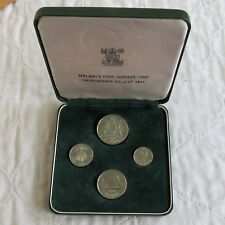 MALAWI 1964 4 COIN PROOF SET - cased/outer