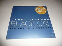 """12"""" Janet Jackson - Black Cat (Limited Edition World Tour 12"""" Package) SEALED"""