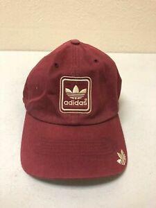 Vintage Adidas  Hat Cap Medium 7 1/8 Old Logo Adidas Hat c24