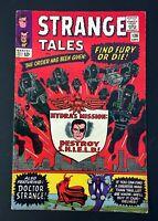 STRANGE TALES #136 - 1966 Marvel Comics - 2nd app. Nick Fury Agent of SHIELD!
