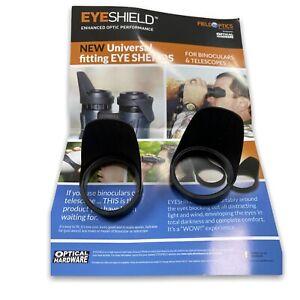 Field Optics EyeShield Winged Eyecups for Standard Size Binoculars