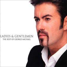 GEORGE MICHAEL / LADIES & GENTLEMEN - THE BEST OF * NEW 2CD * NEU *