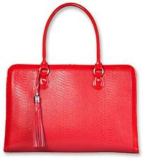 "Brand New BfB Women'S Laptop Shoulder Bag 17"" - Handmade Designer Work Bag"