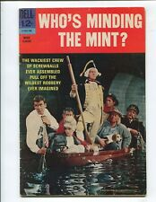 WHO'S MINDING THE MINT #924 (VG) PHOTO COVER!! 1967