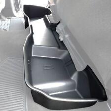Underseat Storage Box 14-18 fits Chevy Silverado 1500 15-18 2500/3500 Double Cab