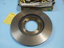 2-Front Disc Brake Rotors (2) - fits Hyundai Elantra 92-96 & Tiburon 97-99
