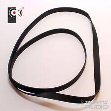 Se adapta a Sanyo-Cinturón de tocadiscos de reemplazo DXT-5004 & DXT-5500K - que es Audio