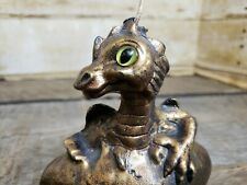 Vintage Baby Dragon Candle