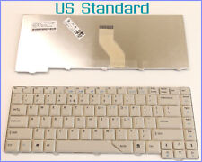 Laptop US Layout Keyboard for Acer Aspire 4260 4510 4520 4530 AS4520-5582 Gray