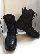 BLACKHAWK WARRIOR WEAR Military Tactical Black Ops Men Size 13M Waterproof Boots